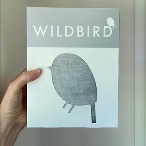 Wild bird ring sling. New in box. Light grey.